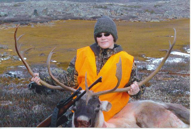 Ashley Neeley Caribou